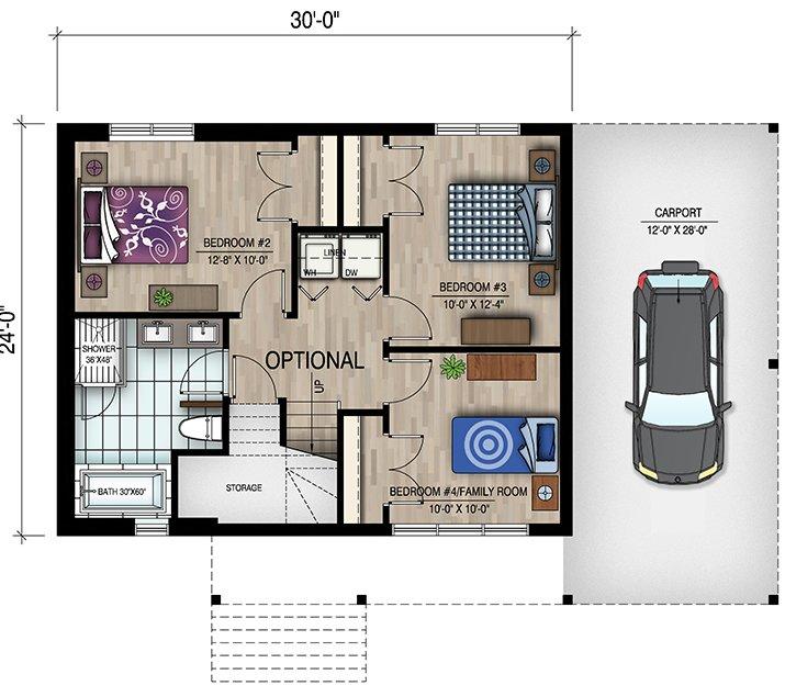 Pdi 844 basement color