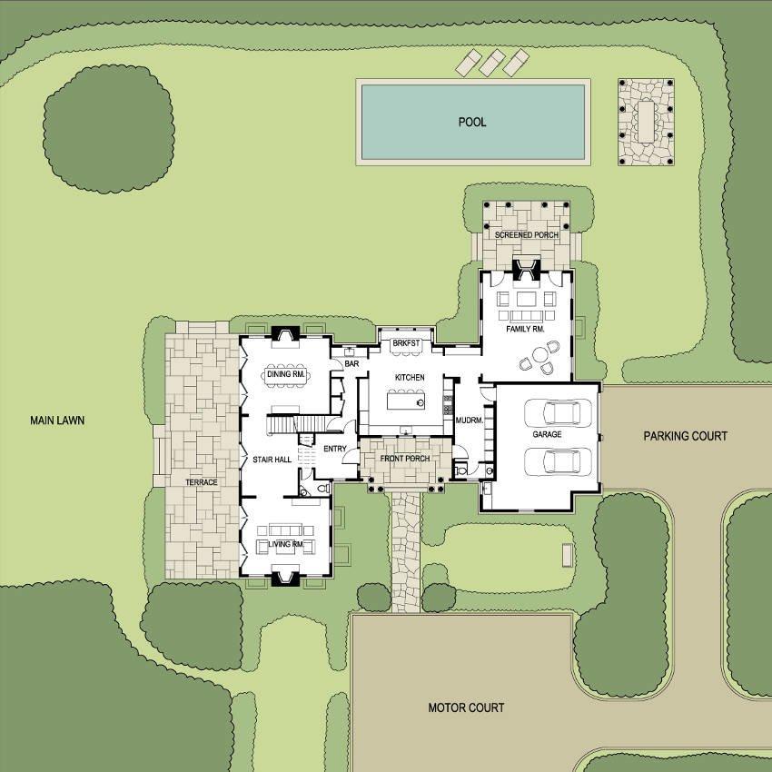 Shingle style floorplans z1no site