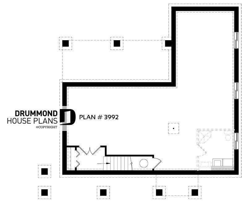 3992 basement